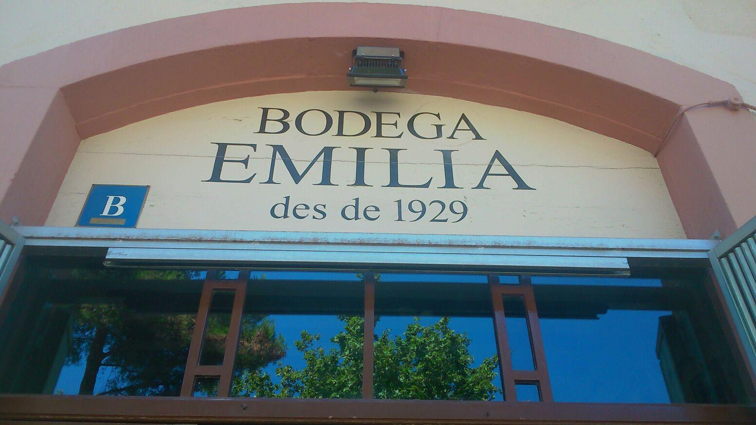 Bodega Emilia, una enoteca centenaria