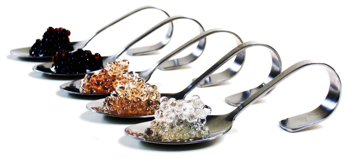 Cómo crear perlas (o esferificaciones) de vinagre balsámico