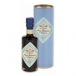 (E4-azul) Vinagre balsámico de Módena IGP-4 años