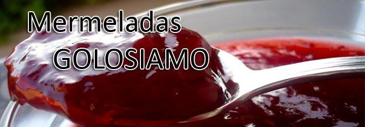 MERMELADAS  GOLOSIAMO